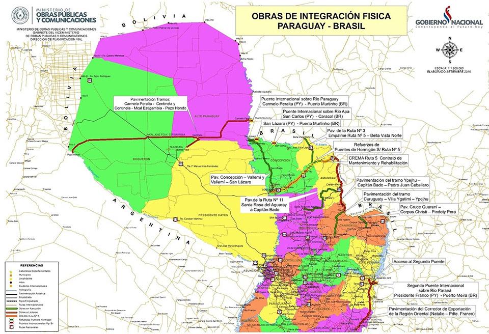 thumb userfiles images noticias mapa de integracion fisica con brasil r