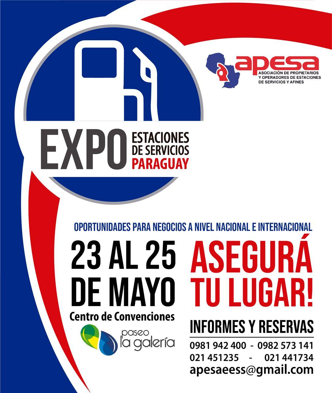 Expo Estaciones de Servicios