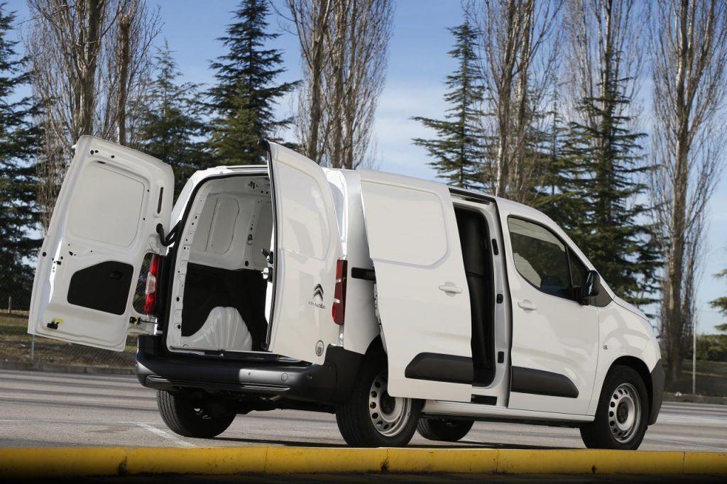 Citröen lanza un nuevo modelo para el público profesional: el Berlingo Van