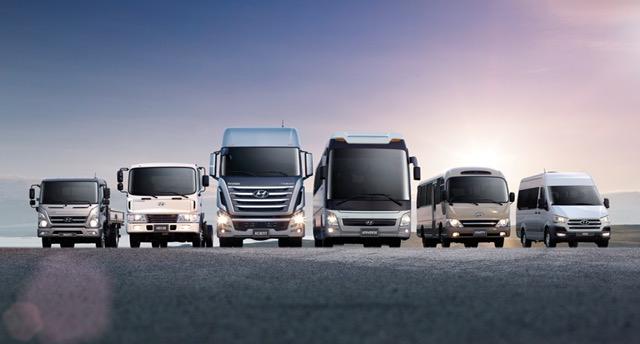 Hyundai camiones y buses traerá novedades en Constructecnia 2019