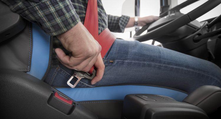 Invención de Volvo, cinturón de seguridad de tres puntos cumple 60 años