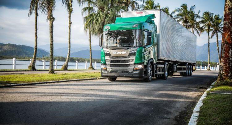 SCANIA apuesta a la construcción en Brasil de camiones movidos a gas