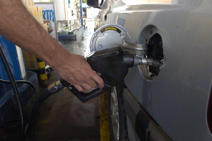 300 Guaraníes más por litro en todos los combustibles.
