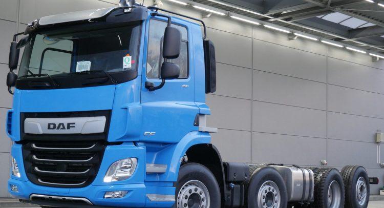 DAF invierte 200 millones de euros para aumentar su capacidad de producción
