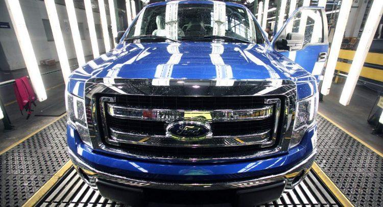 Ford suprimirá 7.000 empleos (10% de su plantilla)