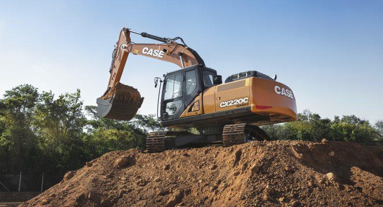Excavadora hidráulica CX220C