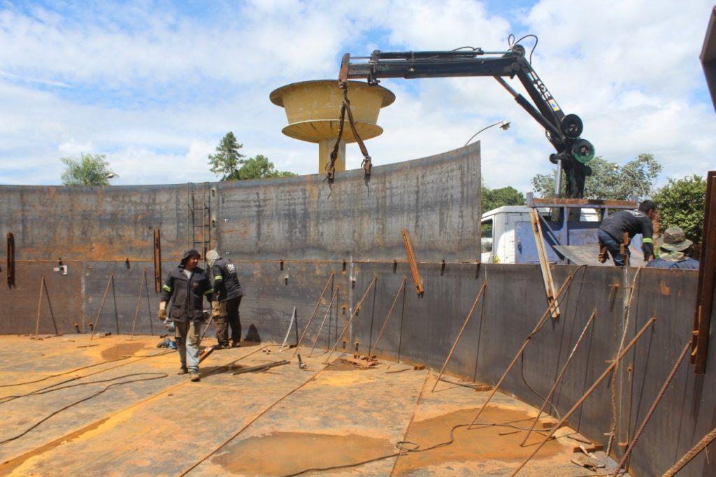 Villarrica contará con nuevo reservorio de agua potable