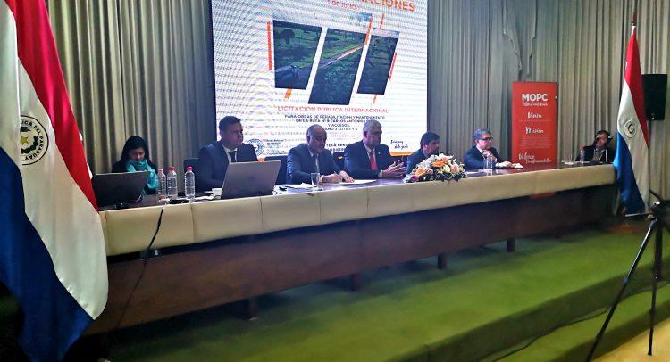 Nueva Transchaco será la primera carretera digital del país