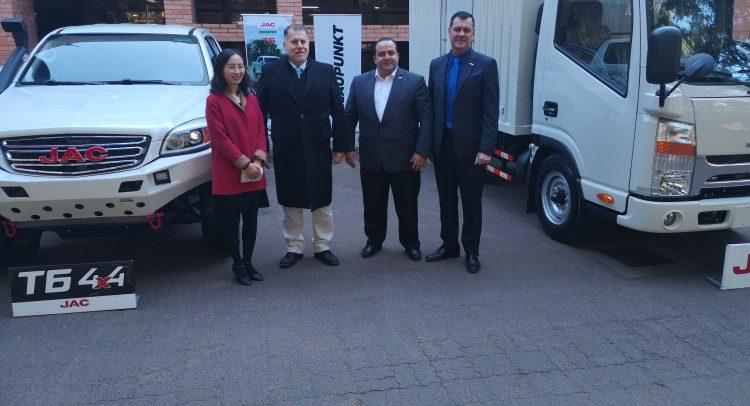 El sector automotriz paraguayo se fortalece