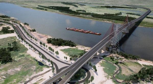 Puente Asunción - Chaco'i: proyecto de interconexión por US$ 176 millones
