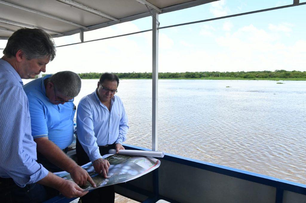 Licitación para diseño de puente Carmelo Peralta – Murtinho será lanzada a fines de julio