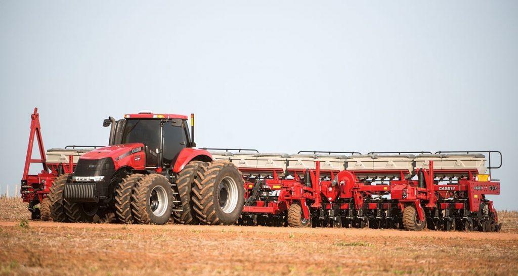 Disminución del 7,9% en la producción de maquinaria agrícola y de construcción en Brasil