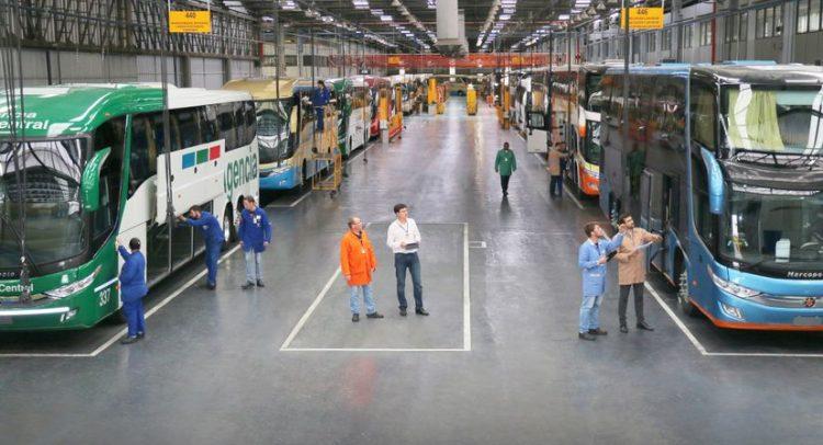 Marcopolo abre sucursal en Paraná