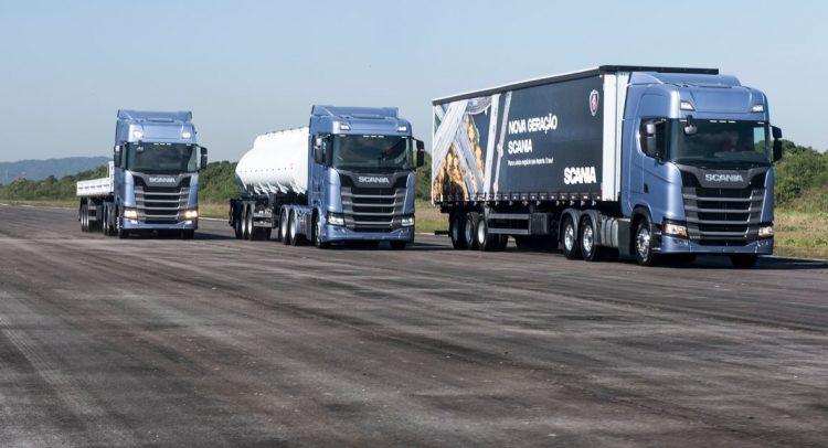 Brasil: Mercado de camiones crece un 44,9% en el primer semestre