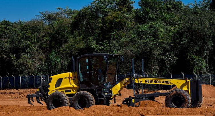 New Holland Construction presenta su oferta de productos en Expo Máquina