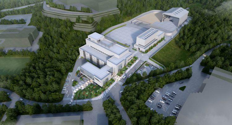 """Hyundai Construction Equipment comenzó a construir un """"Centro de Evaluación de Confiabilidad"""" a gran escala"""