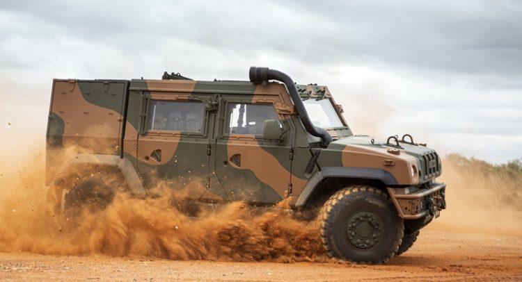 Una nueva joya de IVECO Defence Vehicles