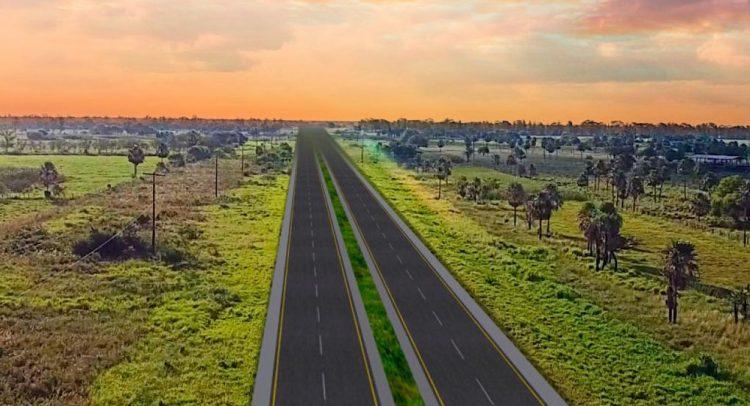 Está en marcha la duplicación de la Transchaco, un compromiso histórico con el Chaco
