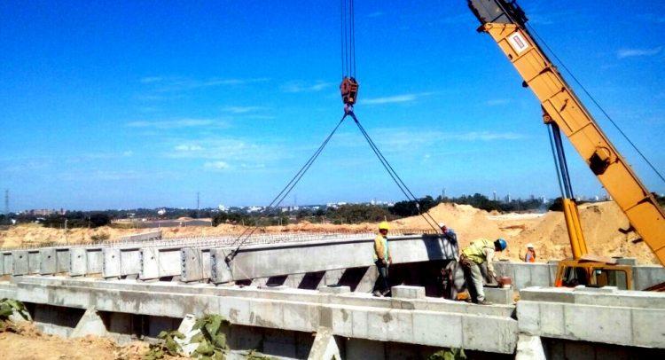 5,2 billones de guaraníes para el sector de obras