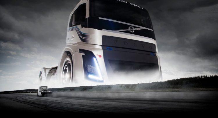 Volvo trae Iron Knight a Fenatran 2019