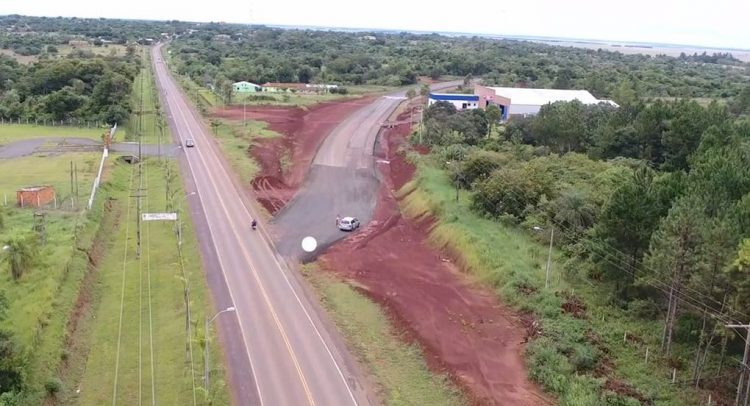 MOPC construirá casi 200 km de nuevos asfaltados en Región Oriental