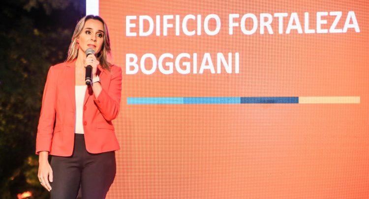 """Realizaron lanzamiento del proyecto """"Fortaleza Boggiani"""""""