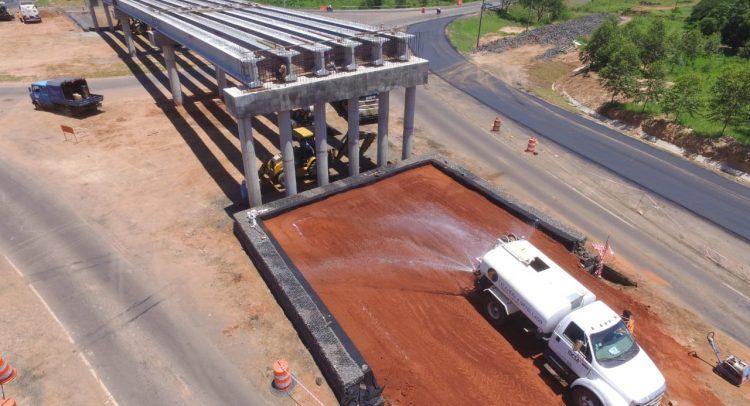 Mejoras en la Ruta PY03 para agilizar el tránsito en San Estanislao registran 40% de avance