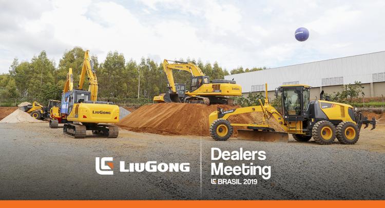 Liugong destaca a Target por su alta participación en el mercado paraguayo