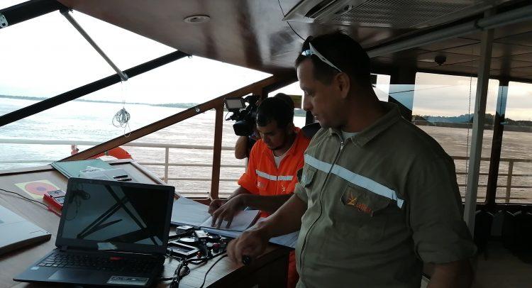 Ferry de Chaco apunta a incrementar más terminales luego del periodo de prueba