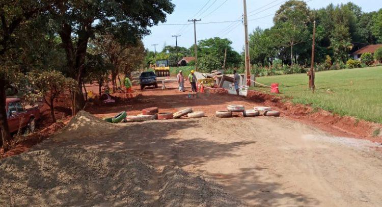 Construcción de nuevo asfaltado: Itapúa está de parabienes
