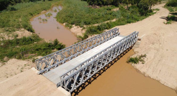 Prevén construir 900 metros lineales de puentes metálicos en todo el país
