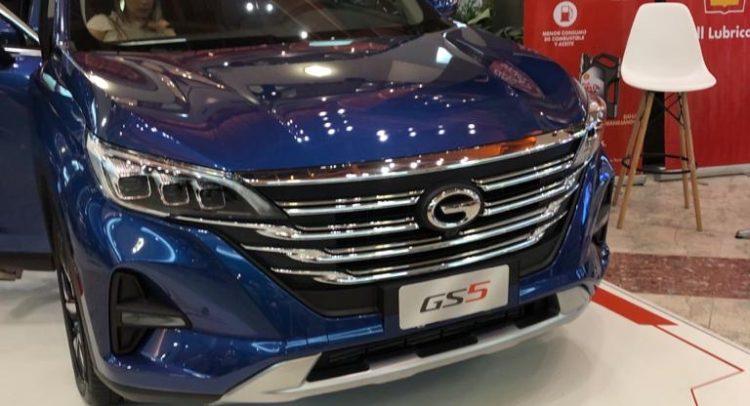 GAC y De La Sobera presentan la nueva GS5