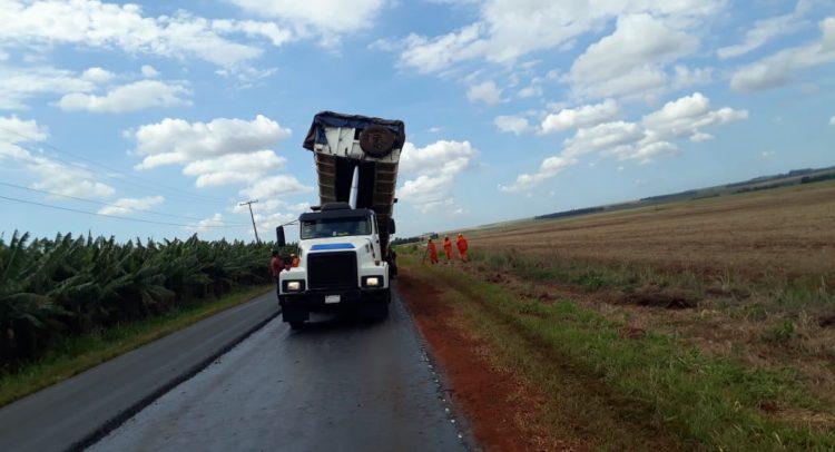 Potenciarán el sector productivo con nueva conexión vial en Alto Paraná