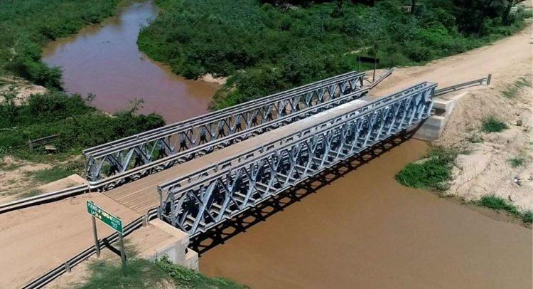 Nuevos caminos inaugurados conectan a comunidades olvidadas del Chaco