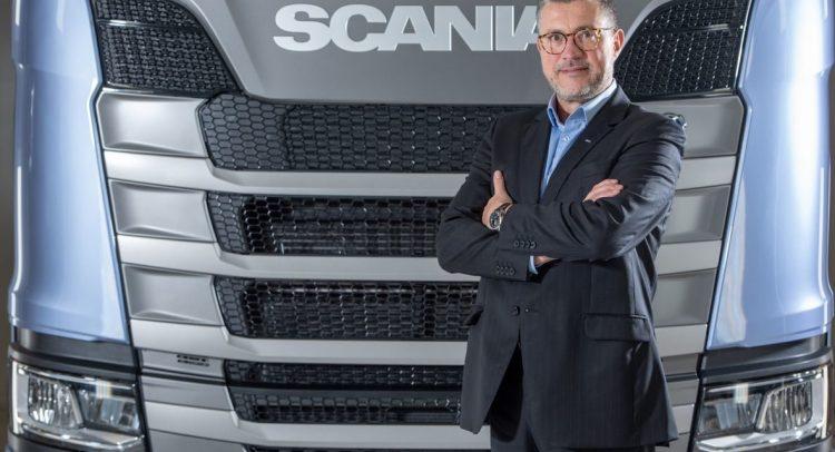 Scania acelera proyectos de camiones de gas en Brasil