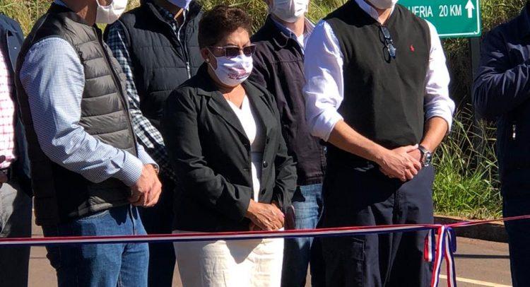 En tiempo récord, LT finalizó el nuevo asfaltado del tramo Nueva Toledo-Vaquería
