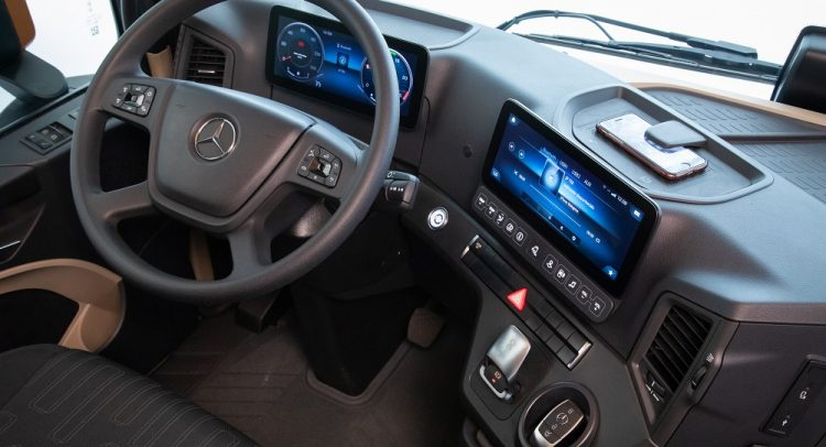 Pedido importante en Brasil: 100 Mercedes-Benz Actros para la empresa de transporte Contatto