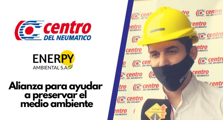 CENEU y Enerpy trabajan en alianza para ayudar a preservar el medio ambiente