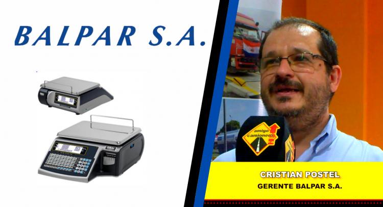 Balpar S.A. ::: Soluciones de Pesaje y Sistemas inteligentes de Control de Tráfico