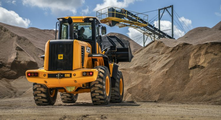 JCB introduce nuevas máquinas para América Latina