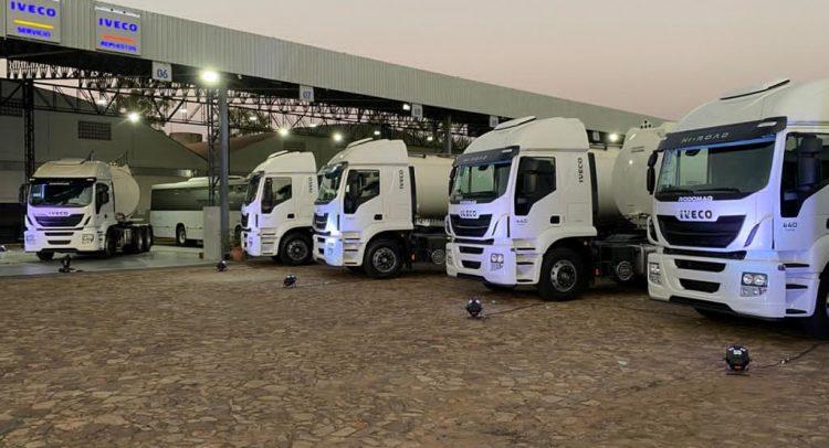 Rodomaq realizó entrega técnica de varios camiones y buses