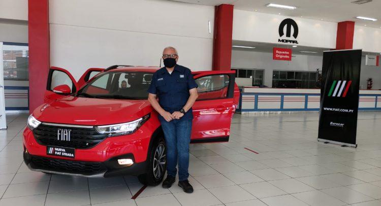 Nueva Fiat Strada llega a Paraguay de la mano de Eurocar