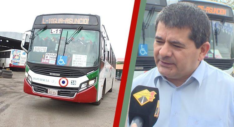 Grupo Bene S.A aporta confort y seguridad al sistema de transporte público