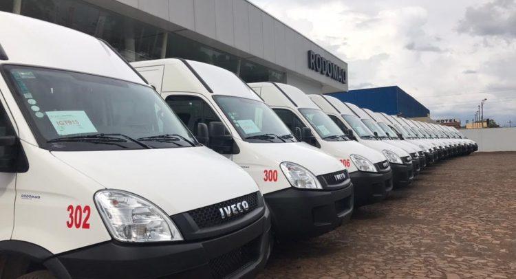 IVECO BUS consolida su presencia en Paraguay
