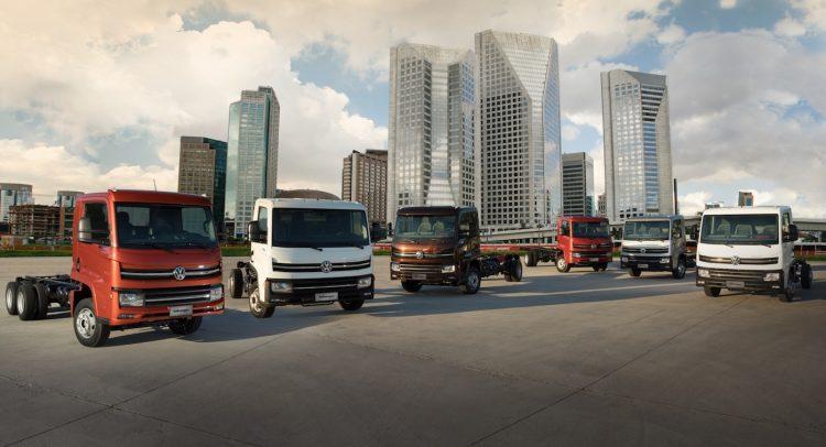Los camiones VW Delivery alcanzan las 150 mil unidades producidas