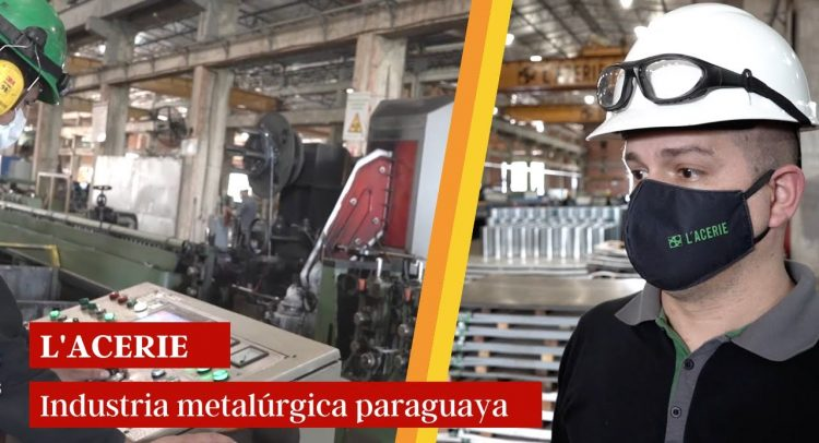 Industria metalúrgica nacional ofrece amplia gama de productos para la construcción