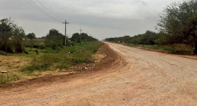 "Estado actual de la ""Ruta de la Leche"" (MOPC)"