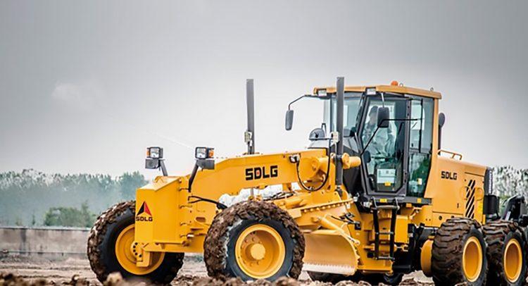 Rieder & Cía. incorporó la motoniveladora SDLG G9220FF a su gama de maquinarias de construcción