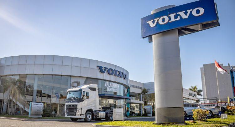 Cooperativa Fernheim apuesta nuevamente por Volvo Trucks