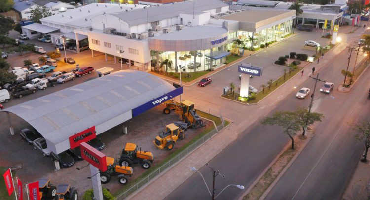 Rieder & Cía. acompaña a sus clientes de Volvo con importantes descuentos en repuestos